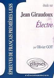 Étude sur Jean Giraudou Électre