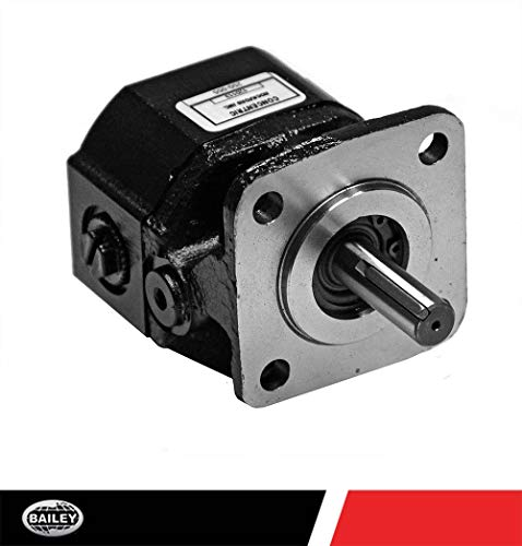 (Concentric/Haldex GC Series Gear Pump: 0.194 CID, 1.5 GPM @ 1800 RPM and 3 GPM @ 3600 RPM, 4000 Max RPM, 3000 PSI with SAE #8 Port Size, 4-Bolt (1.78'' Dia Pilot) Mounting, Dual Rotation, 250058 )