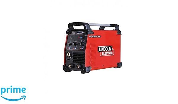 Lincoln Electric 0004903 Soldadora Inverter MIG, 396 mm x 246 mm x ...