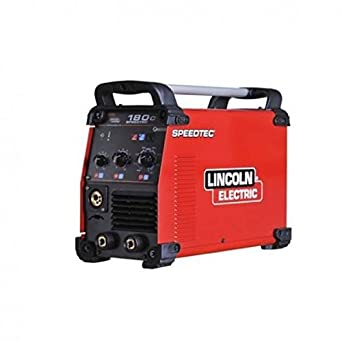 Lincoln Electric 0004903 Soldadora Inverter MIG, 396 mm x 246 mm x 527 mm, 20-180 A: Amazon.es: Industria, empresas y ciencia