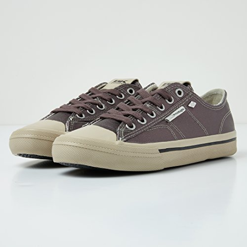 WoMen British Dk Chase Grey Knights Trainers Silver pqUaw