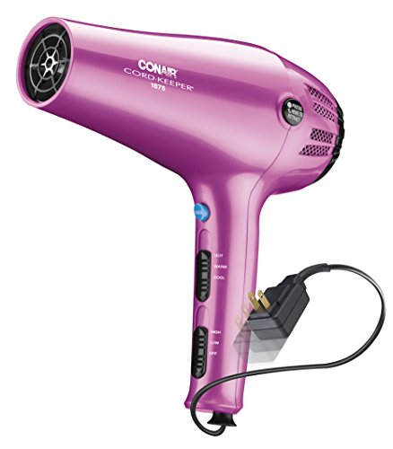 top 10 best hair dryers with retractable cords best of 2018 reviews no place called home. Black Bedroom Furniture Sets. Home Design Ideas
