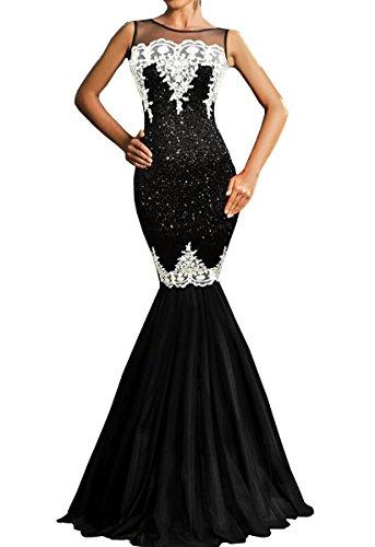 E-girl - Vestido - para mujer Negro