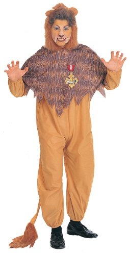 Rubie's Wizard Of Oz Cowardly Lion Costume, (Wizard Of Oz Costume Lion)