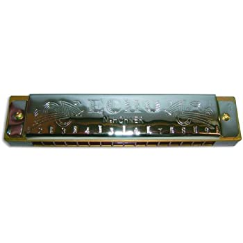hohner echo tremolo harmonica key of c musical instruments. Black Bedroom Furniture Sets. Home Design Ideas