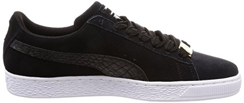 Puma Suede Classic Bboy Fabulous Trainers Black Puma Black cheap price buy discount 4IVwFQXUf7