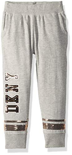 DKNY Girls Sequin Sweatpant,
