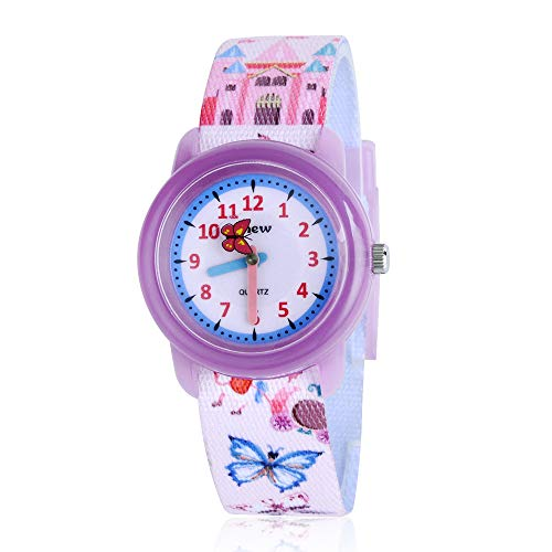 Gifts for 4 5 6 7 8 9 10 Year Old Girls, Mico Girl Watch Toys for 4-12 Year Old Girl Gift Birthday Present