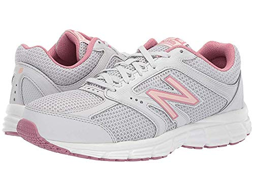 New Balance Women's 460v2 Cushioning Running Shoe,  summer fog/oyster pink/mineral rose 11 B US, 11 M US