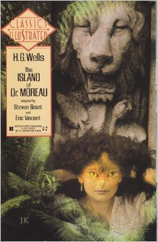 Island of Doctor Moreau (Graphic Novel)