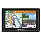 Garmin Drive 51 USA LM GPS Navigator System with Lifetime Maps, Spoken Turn-By-Turn Directions, Direct Access, Driver Alerts, TripAdvisor and Foursquare Data (Certified Refurbished)