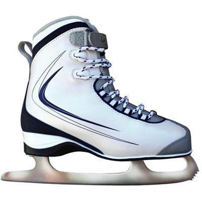 Lake Placid Supreme Women's Soft Boot Figure Ice Skate (10)