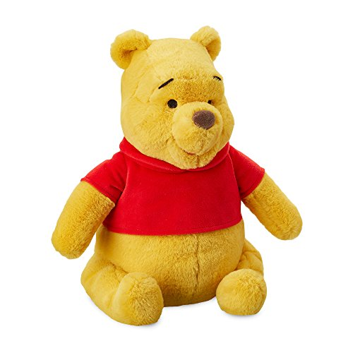 Disney Winnie The Pooh Plush - Medium - 12 Inch ()