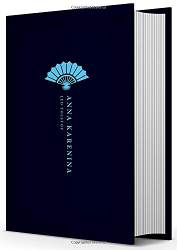 Book cover from Anna Karenina (Oxford Worlds Classics Hardback Collection) by Leo Tolstoy
