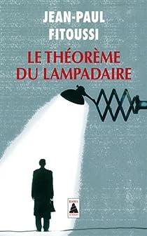 Le théorème du lampadaire par Fitoussi