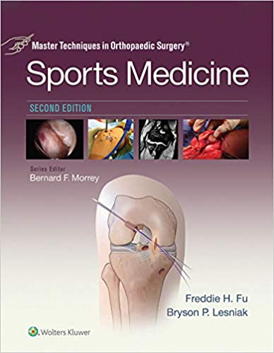 Master Techniques in Orthopaedic Surgery: Sports Medicine, 2nd Edition