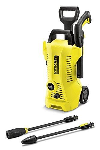Kä rcher K 2 Nettoyeur haute pression (1400 W, 110 bars, 360 l/h), Noir/jaune, K 2 Full Control Home 1400 wattsW 110bars 360l/h) Kärcher 1.673-404.0