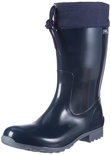 43 Tallas con Mujer goma Blue de Grey Dk estilo Botas SARA BOCKSTIEGEL® 36 BXq0zz