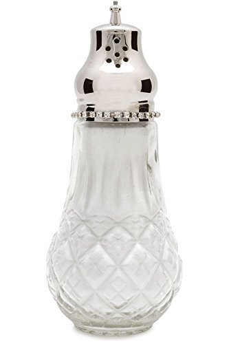 Lady Primrose Tryst Diamond Dusting Silk Shaker by Lady Primrose