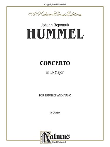 Trumpet Concerto: Part(s) (Kalmus Edition)