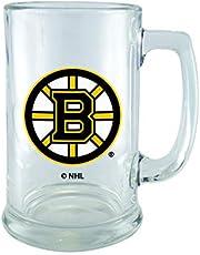 NHL Boston Bruins Beer Stein, 15-Ounce