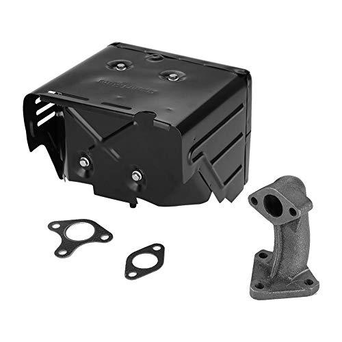 Zoternen Muffler Assembly, Muffler Exhaust with Gaskets, Fits GX340 GX390: Amazon.co.uk: Kitchen & Home