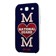 Inspired Cases 3D Textured National Guard Mom Military Case for Samsung Galaxy S3