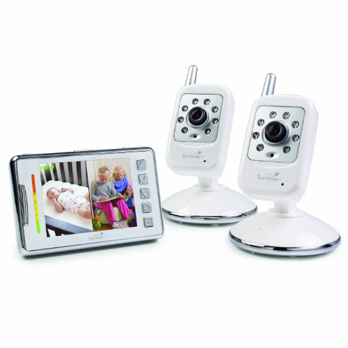 Summer Infant Multi View Digital Color Video Baby Monitor Se