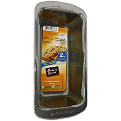 Bakers Secret Non-stick Loaf Pan - 2 Pan Value