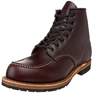 Red Wing Heritage Men's 6-Inch Beckman Moc Toe Boot,Black Cherry Featherstone,8 D(M) US (B002SY39I6) | Amazon price tracker / tracking, Amazon price history charts, Amazon price watches, Amazon price drop alerts
