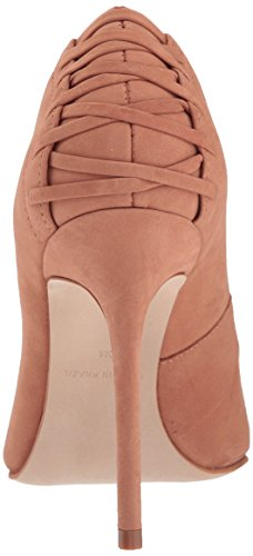 Steve Madden Womens Paiton Dress Pump Tan NuBuck