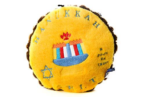Quality Judaica Hanukkah Dog Toys