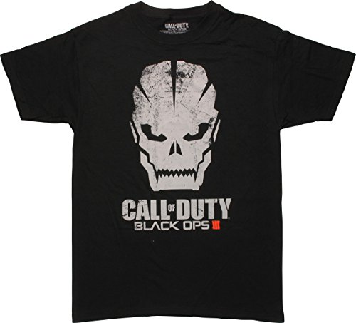 Call of Duty Black Ops III Licensed Graphic T-Shirt - Small