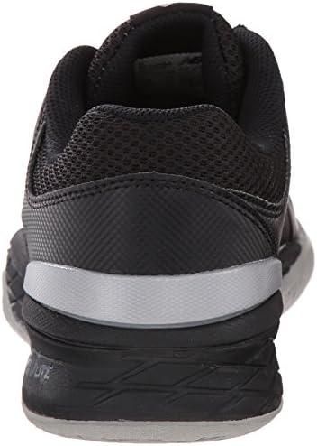 New Balance Herren MC1006V1 Tennis Shoe Black/Silver, Black/Silver, 46.5 EU