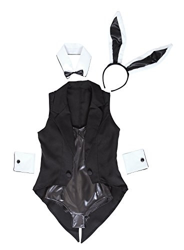 Tokimechigraffiti TG VIP luxury Bunny Costume Womens by Stone (Image #2)