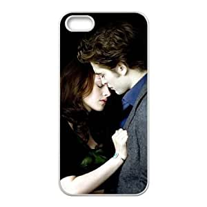 iPhone 5 5s Cell Phone Case White Twilight WQ7511765