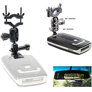 Amazon.com: Easy Install - Soporte de radar para espejo ...