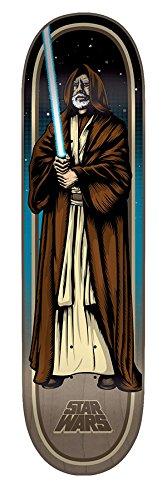 Santa Cruz Star Wars Obi-Wan Kenobi (Deck Only) - 8.26x31.7 Skateboard Deck (Santa Cruz Deck Only)