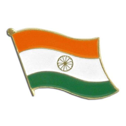 US Flag Store India Lapel Pin