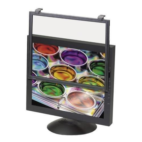 MMMEF200XXLB - 3M EF200XXLB Black Framed Anti-Glare Filter Black