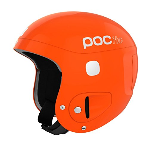 POC POCito Helmet (Fluorescent Orange, Adjustable) by POC