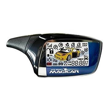 Magicar M 881 A BIDIRECCIONAL ALARMA DEL COCHE: Amazon.es ...