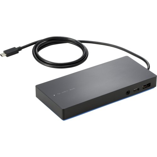 HP Dock for USB-A/C Laptops (USB-A/C to HDMI, DisplayPort, USB-C, USB-A and - Electronic Computers Packard Hewlett