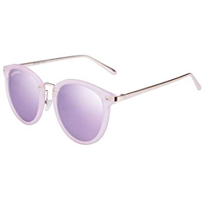 GYZ Gafas de sol: Harajuku retro, polarizado, resistente a ...