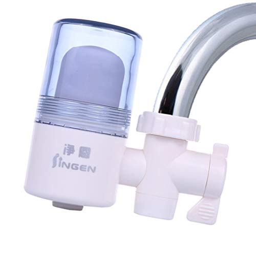 Faucet water purifier, multi-layer filter tap water filter household kitchen water purifier front water filter (Best Technology To Switch From Mainframe)