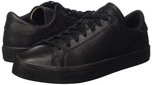 cblack Adidas Vantange cblack Court cblack Noir Baskets Homme Originals TwqPaxU0wO