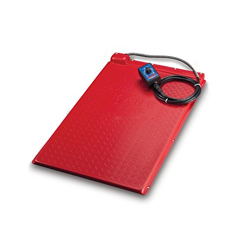 Pet Heat Mat with Thermostat 18x28''