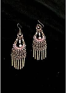 Handmade Earrings - For Girls - Metal