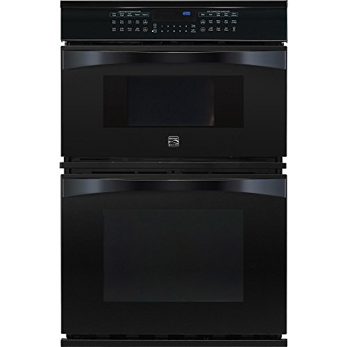 """Kenmore Elite 49119 30"""" Electric Wall Oven/Microwave Combina"""