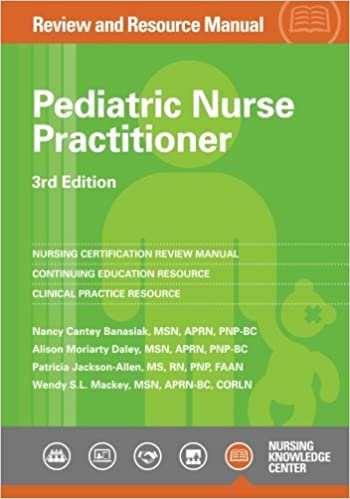 Pediatric nurse practitioner review and resource manual 3rd edition pediatric nurse practitioner review and resource manual 3rd edition 3rd edition fandeluxe Images